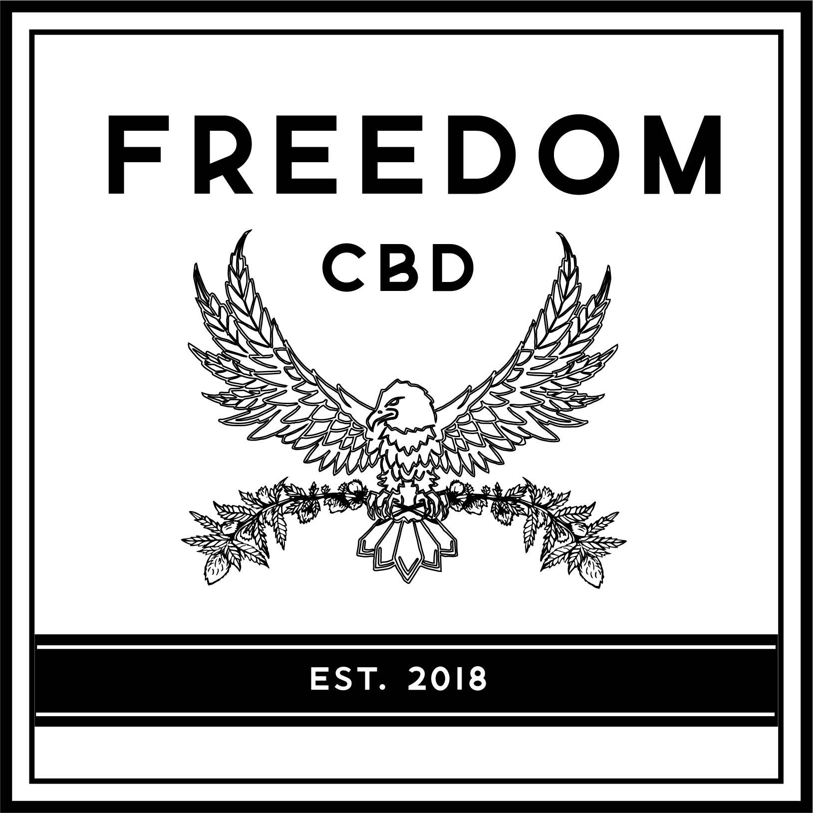 Freedom CBD logo